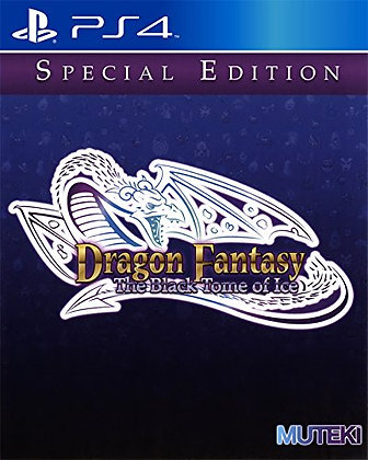 Dragon Fantasy: The Black Tome of Ice - PlayStation 4