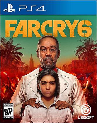 Far Cry 6 Standard Edition (PS4) - PlayStation 4