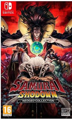 Samurai Shodown NeoGeo Collection (IMPORT) - Nintendo Switch