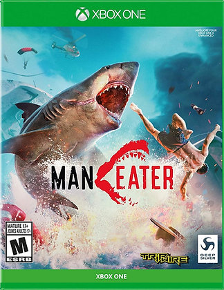 Maneater (XB1) - Xbox One