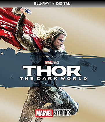 Marvel Thor The Dark World Bluray+Digital
