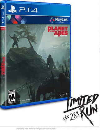 Planet of the Apes Last Frontier - PlayStation 4