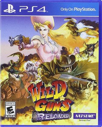 Wild Guns: Reloaded - PlayStation 4