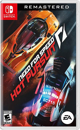 Need for Speed: Hot Pursuit Remastered (NSW) - Nintendo Switch