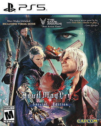 Devil May Cry 5 Special Edition (PS5) - PlayStation 5