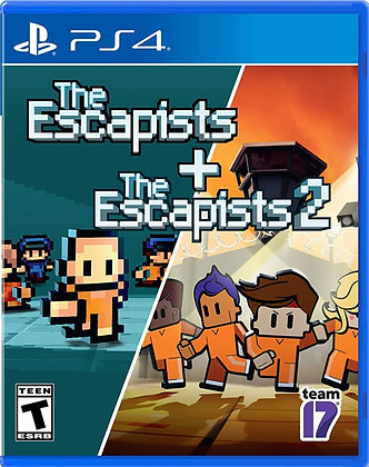 The Escapists + The Escapists 2 - PlayStation 4