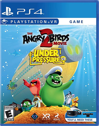 The Angry Birds Movie 2 VR: Under Pressure - PlayStation 4