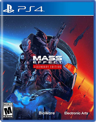 Mass Effect Legendary Edition (PS4) - PlayStation 4
