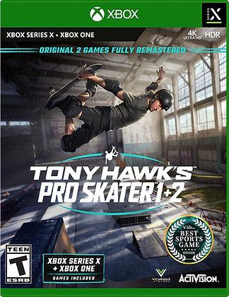 Tony Hawk Pro Skater 1+2 (XBX) - Xbox Series X