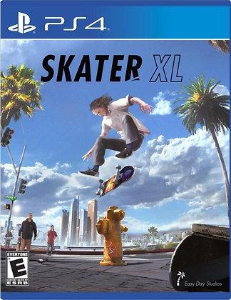 Skater XL (PS4) - PlayStation 4
