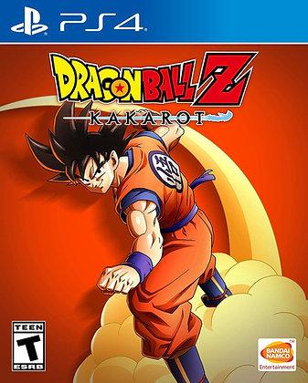 DRAGON BALL Z: Kakarot (PS4) - PlayStation 4