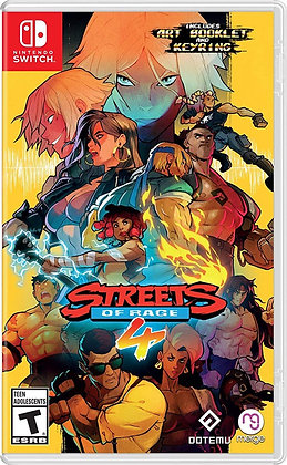 Streets of Rage 4 (NSW) - Nintendo Switch