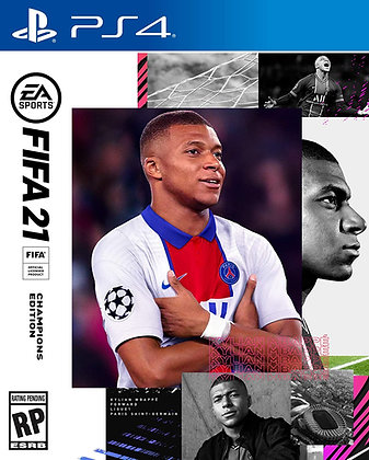 FIFA 21 Champions Edition (PS4) - PlayStation 4