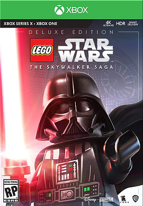 Lego Star Wars: The Skywalker Saga Deluxe Edition (XB1) (XBX) - Xbox One