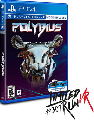 Polybius - PlayStation 4