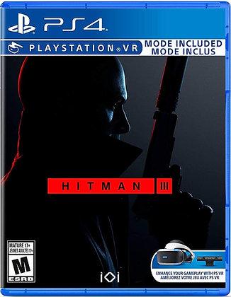 Hitman 3 Standard Edition (PS4) - PlayStation 4