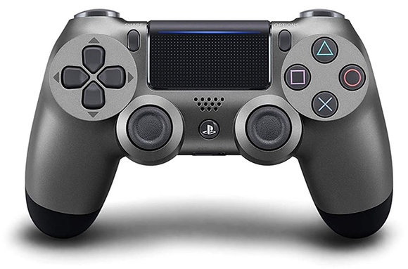DualShock 4 Wireless Controller for PlayStation 4 (PS4) - Steel Black