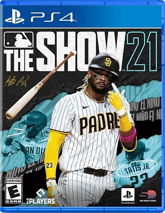 MLB The Show 21 (PS4) - PlayStation 4