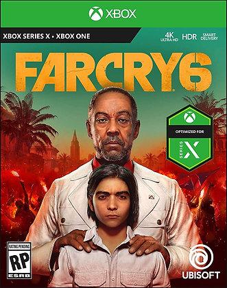 Far Cry 6 Standard Edition (XB1) - Xbox One
