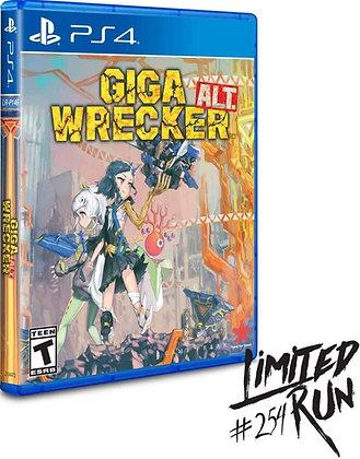 Giga Wrecker Alt. - PlayStation 4