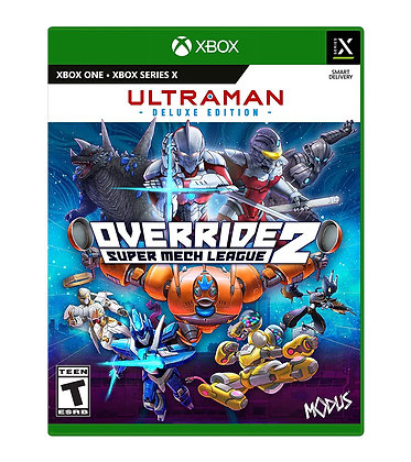Override 2: Ultraman Deluxe Edition (XB1) - Xbox One
