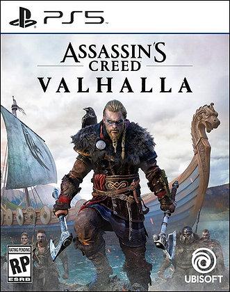 Assassin's Creed Valhalla (PS5) - PlayStation 5 Standard Edition