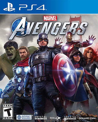 Marvel's Avengers (PS4) - PlayStation 4