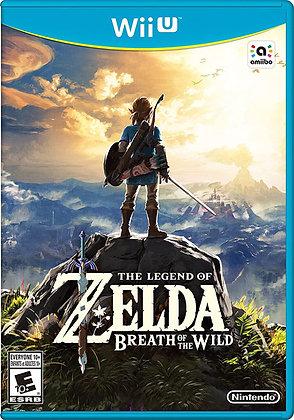 The Legend of Zelda: Breath of the Wild (NWU) - Nintendo Wii U