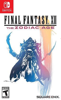 Final Fantasy XII The Zodiac Age (NSW) - Nintendo Switch