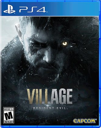 Resident Evil Village (PS4) - PlayStation 4