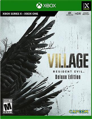 Resident Evil Village Deluxe (XBX) (XB1) - Xbox Series X Xbox One