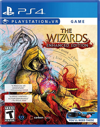 The Wizards - PlayStation 4