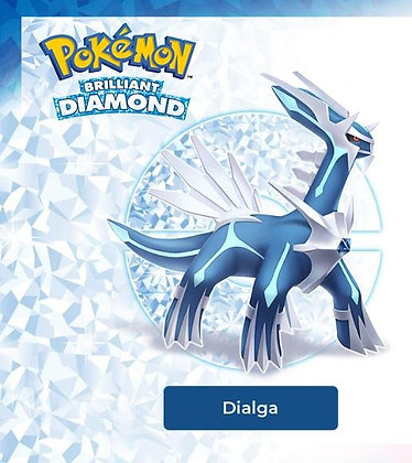 Pokemon Brilliant Diamond (NSW) - Nintendo Switch