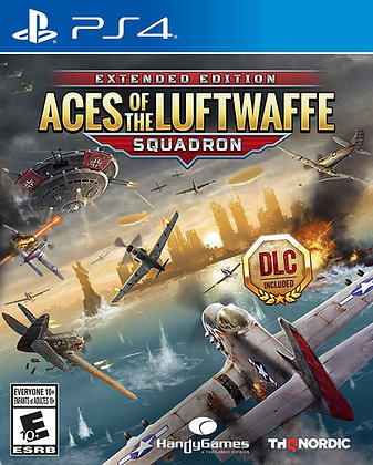 Aces of The Luftwaffe - PlayStation 4