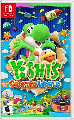 Yoshi's Crafted World (NSW) - Nintendo Switch