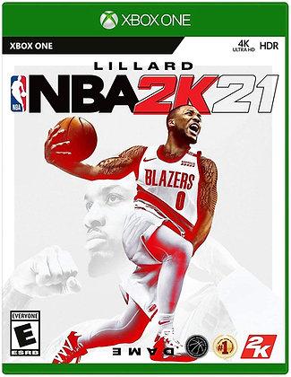 NBA 2K21 (XB1) - Xbox One