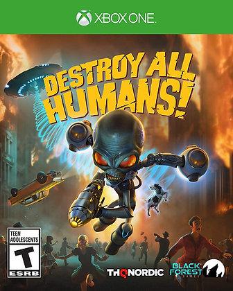 Destroy All Humans! (XB1) - Xbox One