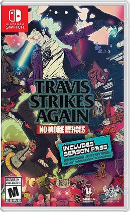 Travis Strikes Again: No More Heroes (NSW) - Nintendo Switch