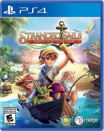 Stranded Sails - PlayStation 4