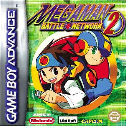 Megaman Battle Network 2 (GBA) (Cart Only) - Nintendo Gameboy Advance