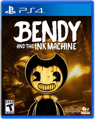 Bendy and the Ink Machine (PS4) - PlayStation 4