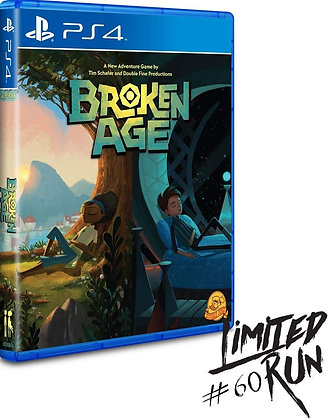 Broken Age - PlayStation 4