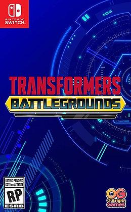 Transformers: Battlegrounds (NSW) - Nintendo Switch