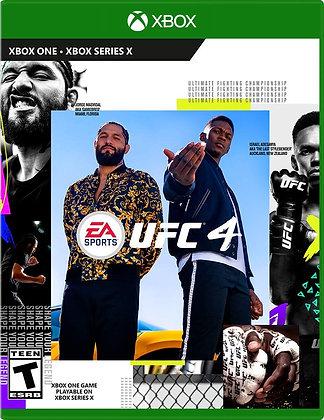 EA SPORTS UFC 4 (XB1) - Xbox One