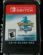 Pokémon Sword (NSW) - Nintendo Switch