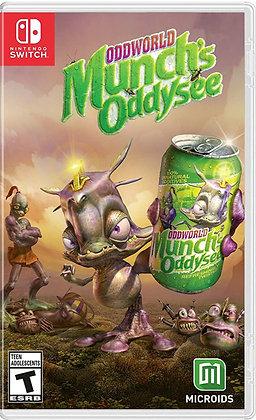 Oddworld: Munch's Oddysee (NSW) - Nintendo Switch