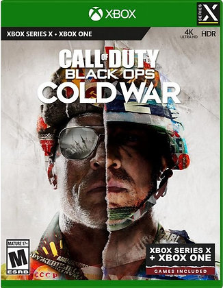 Call of Duty: Black Ops Cold War (XBX) - Xbox Series X