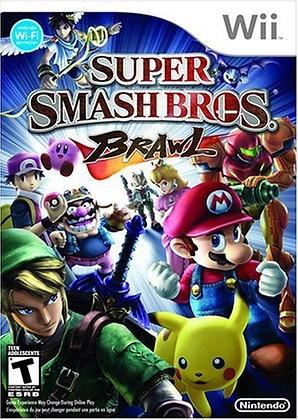 Super Smash Bros. Brawl (WII) - Nintendo Wii