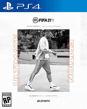 FIFA 21 Ultimate Edition(PS4) - PlayStation 4