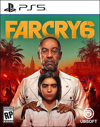 Far Cry 6 (PS5) - PlayStation 5 Standard Edition